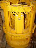 Захват клиньевой пневматический (стандартный комплект без клиньев, плашек, вкладышей)