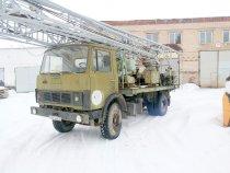 Установка БА-15, 1992 год, из моб.резерва